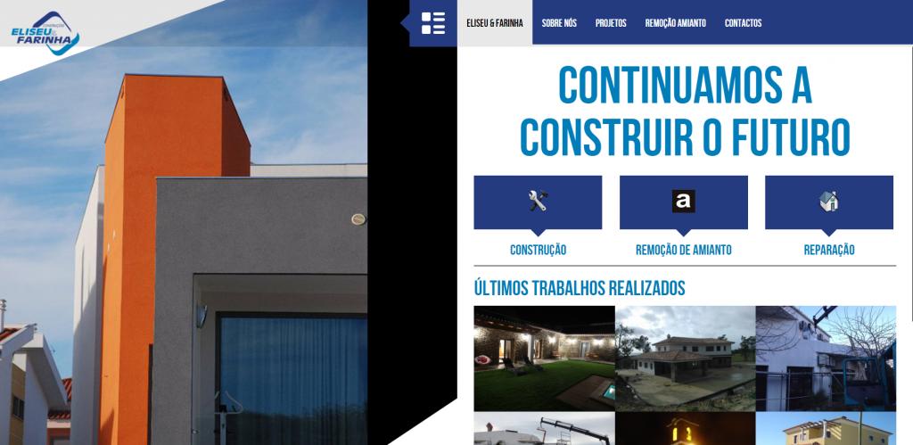 Eliseu & Farinha Sociedade de Construções, Lda.